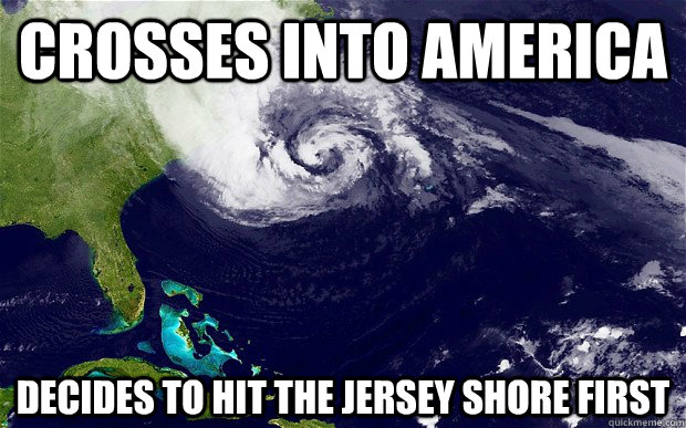 crosses into america decides to hit the jersey shore first -