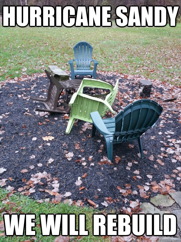 hurricane sandy we will rebuild -