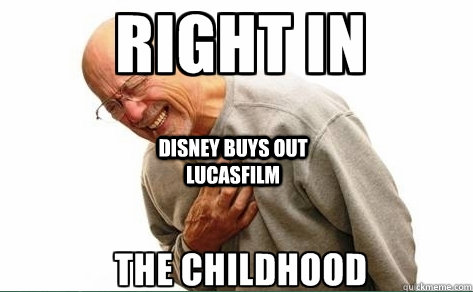 Right In The Childhood Disney Meme
