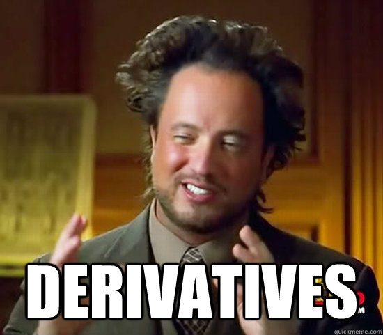 derivatives - Ancient Aliens