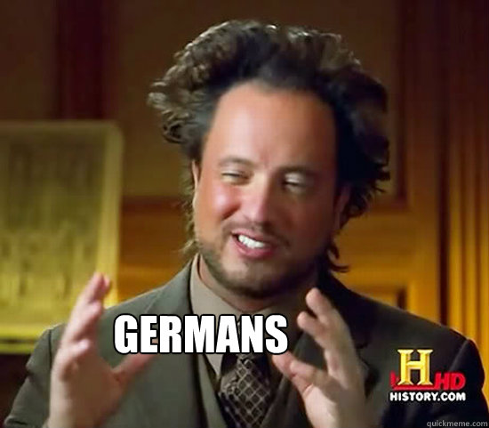 germans - Ancient Aliens