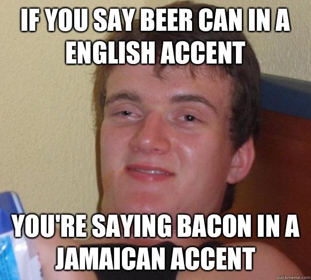 British Accent Memes