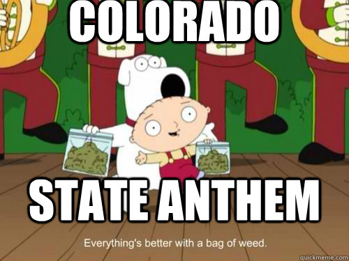 colorado state anthem -
