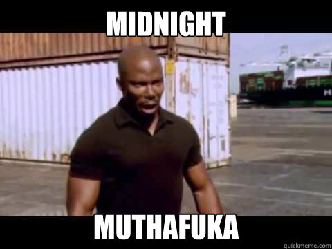 midnight muthafuka - 