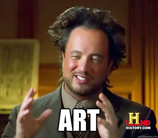 art - Ancient Aliens