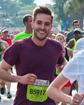 60 - Ridiculously photogenic guy