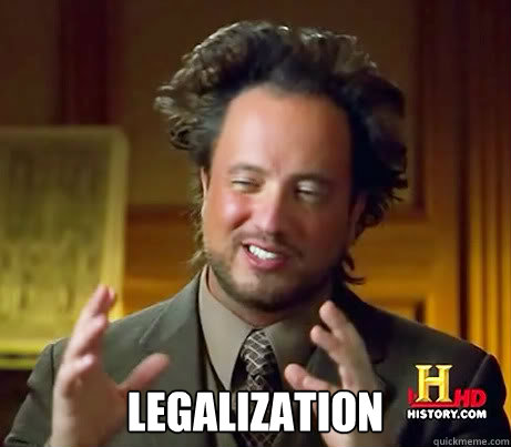 legalization - Aliens