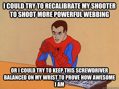 i could try to recalibrate my shooter to shoot more powerful - 