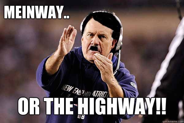meinway or the highway - hitlercheck