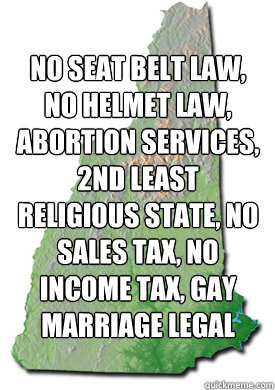no seat belt law no helmet law abortion services 2nd leas -