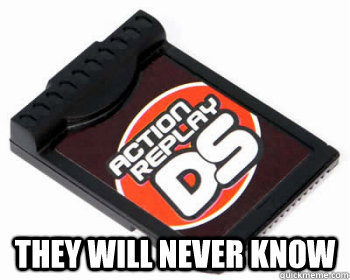 they will never know -