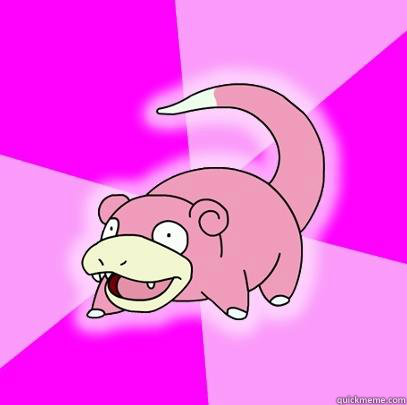 60 - Slowpoke