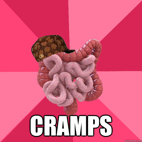 cramps - Scumbag Intestines