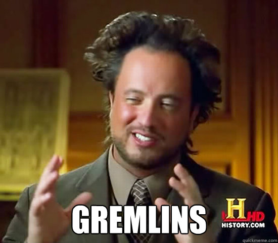 gremlins - Ancient Aliens