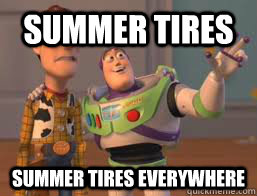 summer tires summer tires everywhere - Borderlands 2 Buzz meme