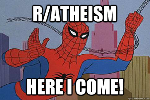 ratheism here i come - 60S SPIDERMAN