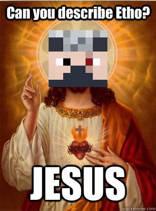 can you describe etho jesus - 