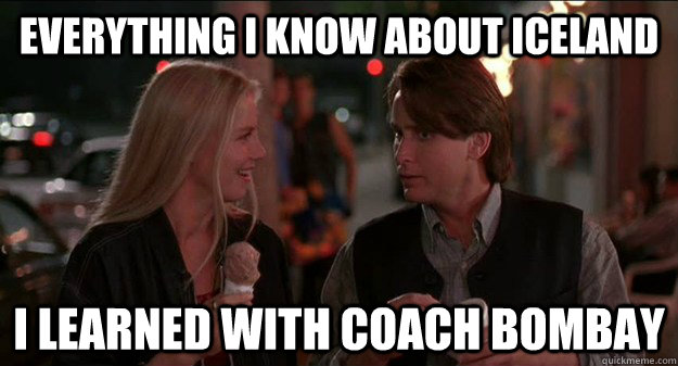 everything i know about iceland i learned with coach bombay -