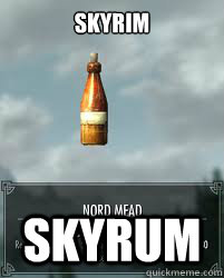 skyrim skyrum - 