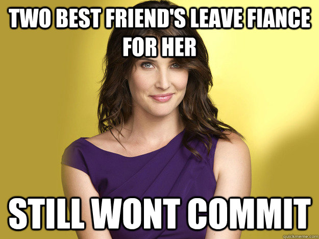 two best friends leave fiance for her still wont commit -