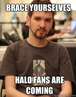 brace yourselves halo fans are coming - Destiny