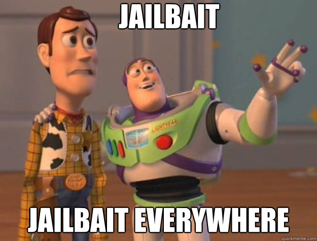 jailbait jailbait everywhere - Ducks. Ducks Everywhere