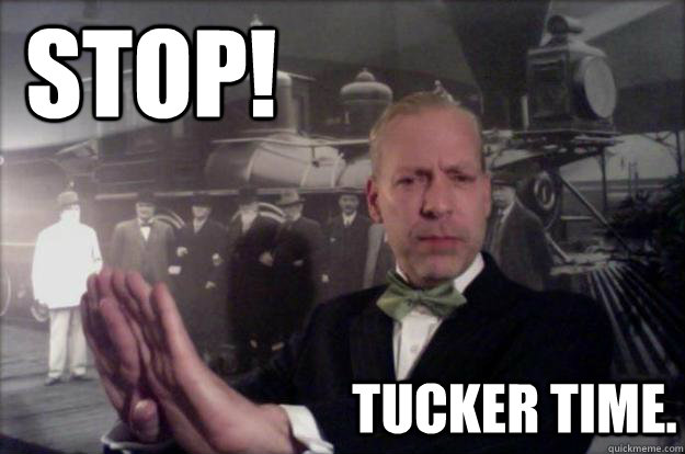 stop tucker time - Jeffrey Tucker