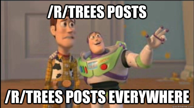 rtrees posts rtrees posts everywhere - buzz and woody