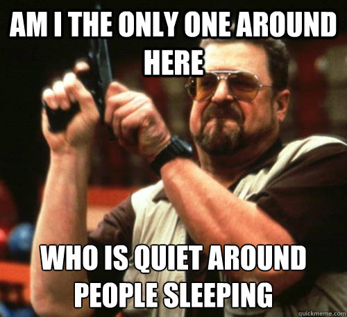 am i the only one around here who is quiet around people sle - Am I The Only One Around Here