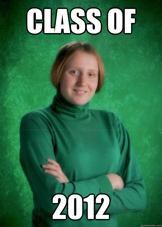 class of 2012 - Bad Luck Breanne