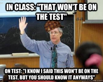 My professor is grading me unfairly???