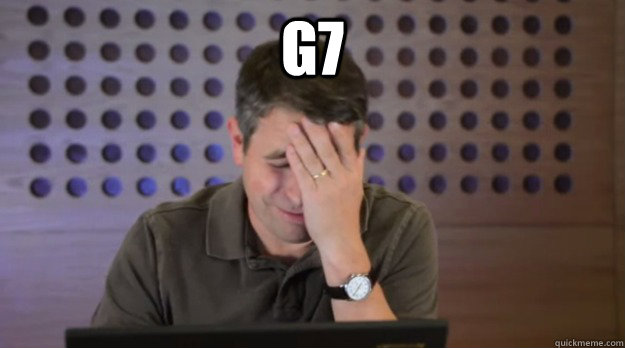g7  - Facepalm Matt Cutts