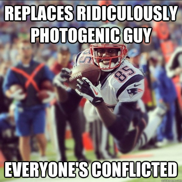 replaces ridiculously photogenic guy everyones conflicted - Really Really Ridiculously Photogenic Guy