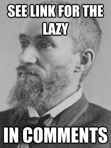 see link for the lazy in comments - Good Guy Charles Guiteau