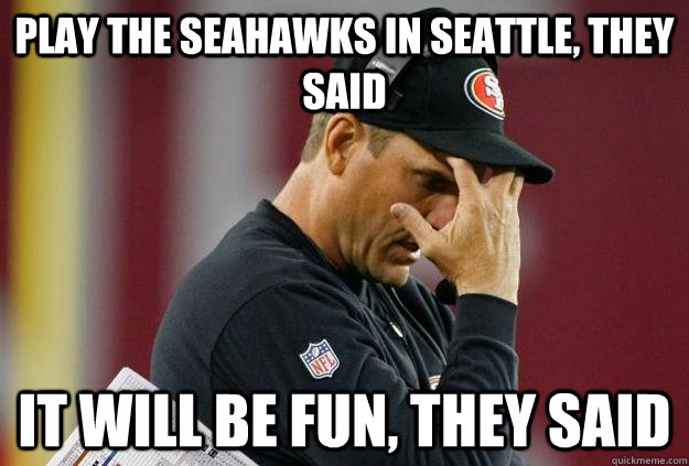 49ers fan to seahawks 12th man pipe down or lose home games 49ers fan to seahawks 12th man pipe down or lose home games voltagebd Images