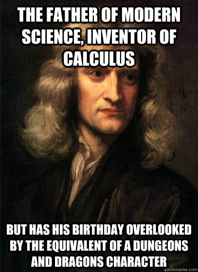 the impact of newton on modern science Sir isaac newton contributed significantly to the field of science over his   modern techniques have reduced the problems caused by lenses,.