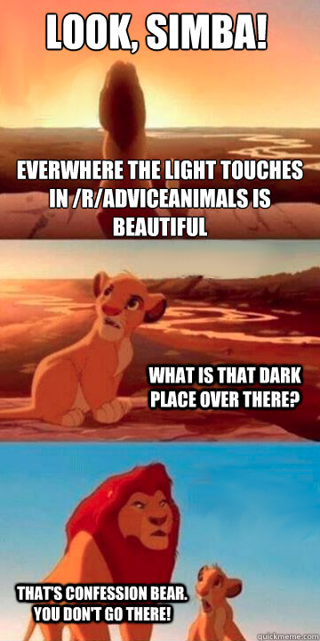 look simba everwhere the light touches in radviceanimals - Lion King Potsdam