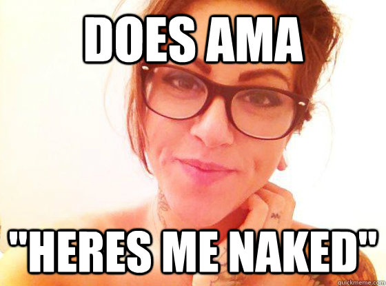 does ama heres me naked - Good Girl Olivia Black