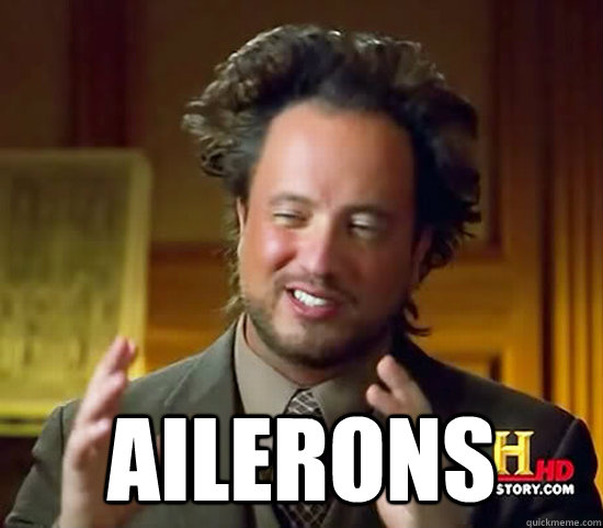 ailerons - Ancient Aliens
