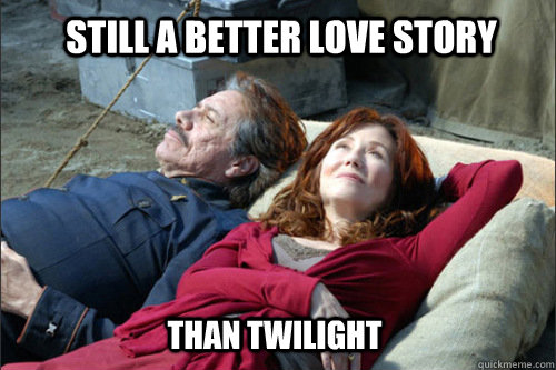 still a better love story than twilight - 