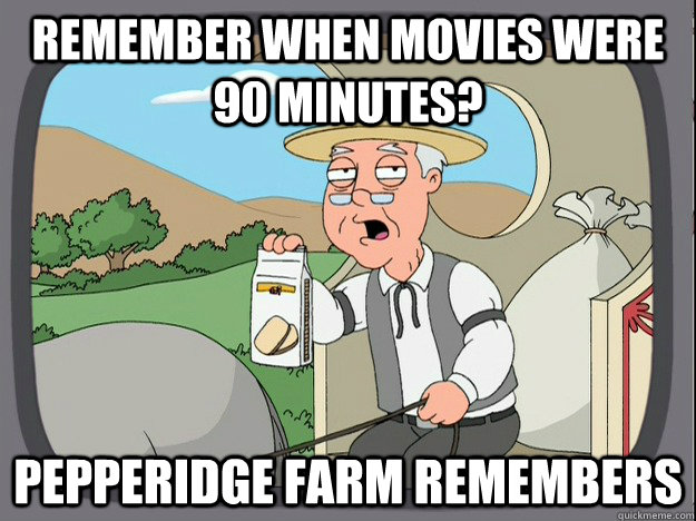 remember when movies were 90 minutes pepperidge farm rememb - Pepperidge Farm remembers