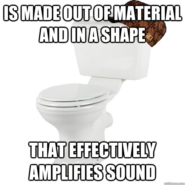 is made out of material and in a shape that effectively ampl -