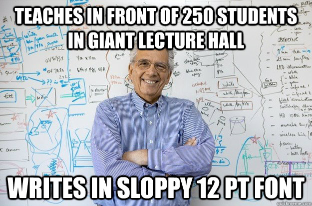 teaches in front of 250 students in giant lecture hall writ - Engineering Professor