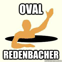 oval redenbacher - 