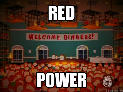 red power -