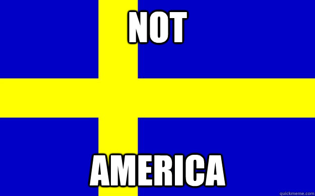 not america - 