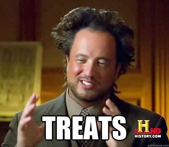 treats - Ancient Aliens