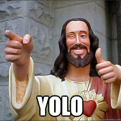 yolo - FB Jesus