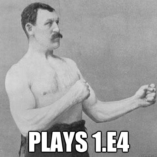 plays 1e4 - overly manly man