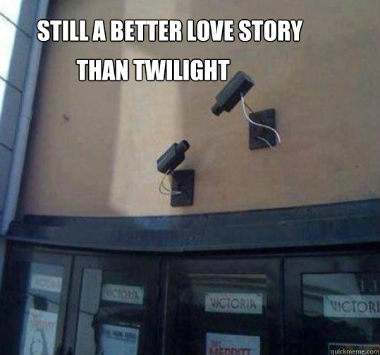 still a better love story than twilight than twilight -